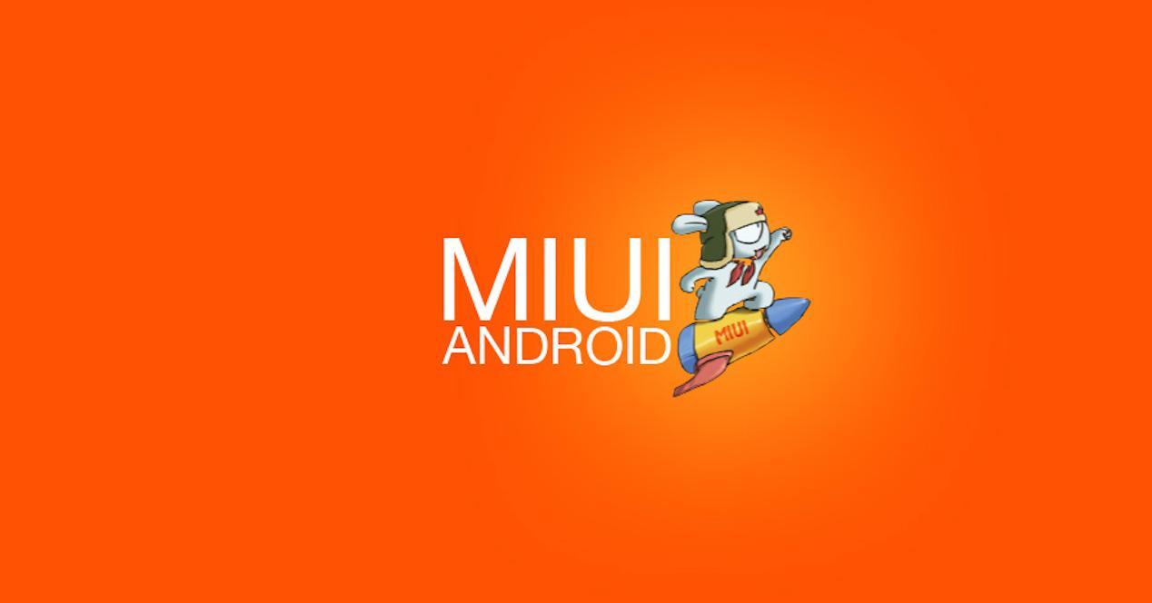 Logo MIUI de Xioami