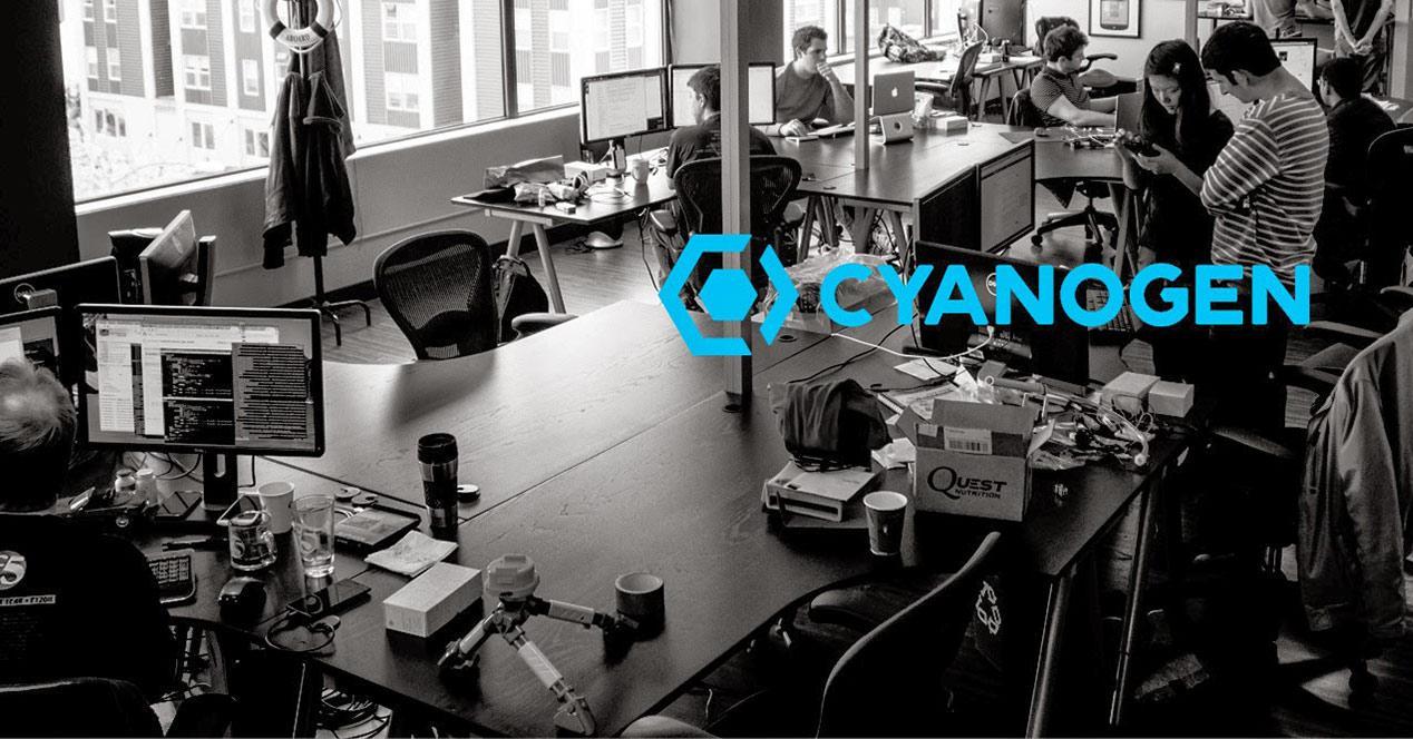 Sede de Cyanogen