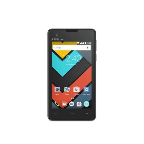 Energy Phone Neo Lite negro con sistema operativo Android