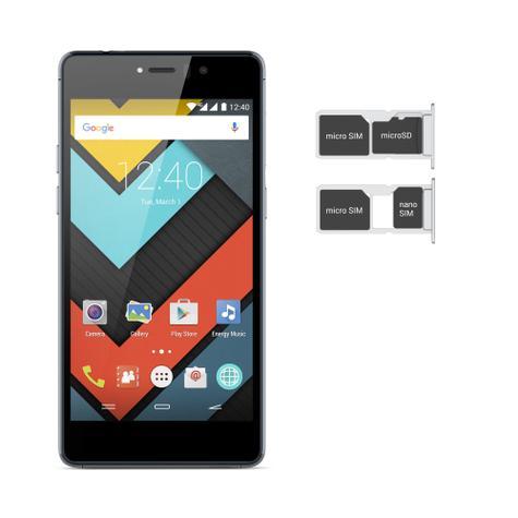 Energy Phone Pro 4G Navy tarjetas SIM