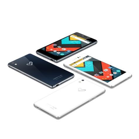 Energy Phone Pro 4G Navy negro y blanco