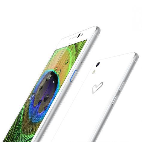 Energy Phone Pro 4G Pearl vista delantera y trasera