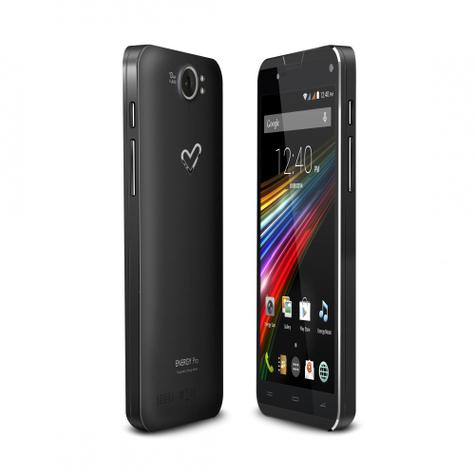 Energy Phone Pro vista de perfiles