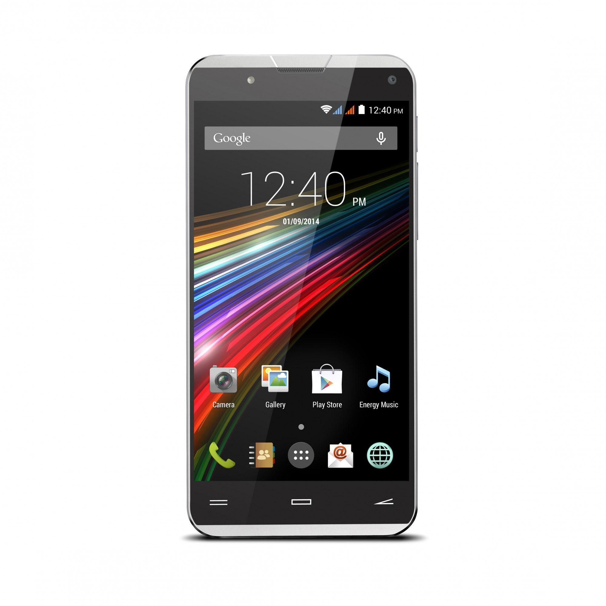 Energy Phone Pro Qi negro