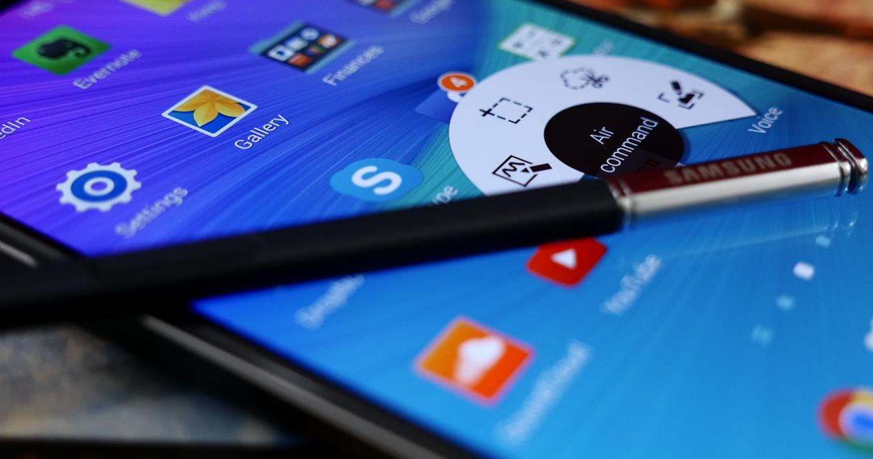 SPen del Samsung Galaxy Note 6