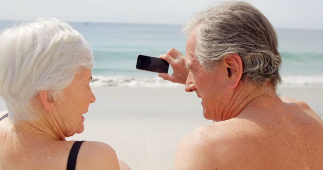 Teléfonos para regalar en el Día de los abuelos
