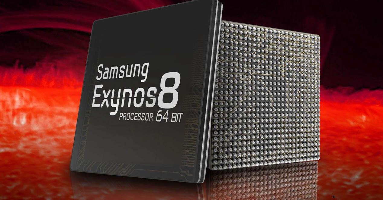 procesador exynos 8