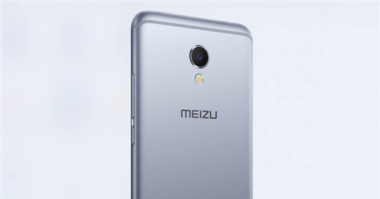 Meizu MX6 color plata