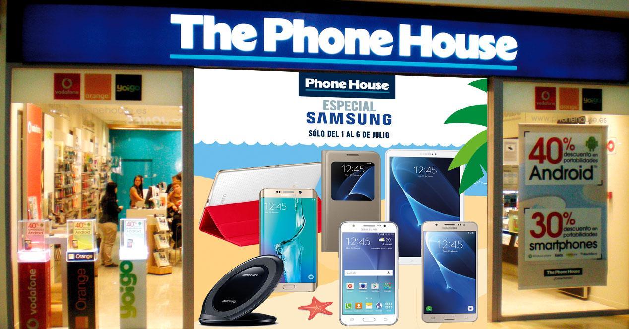 Phone House especial samsung
