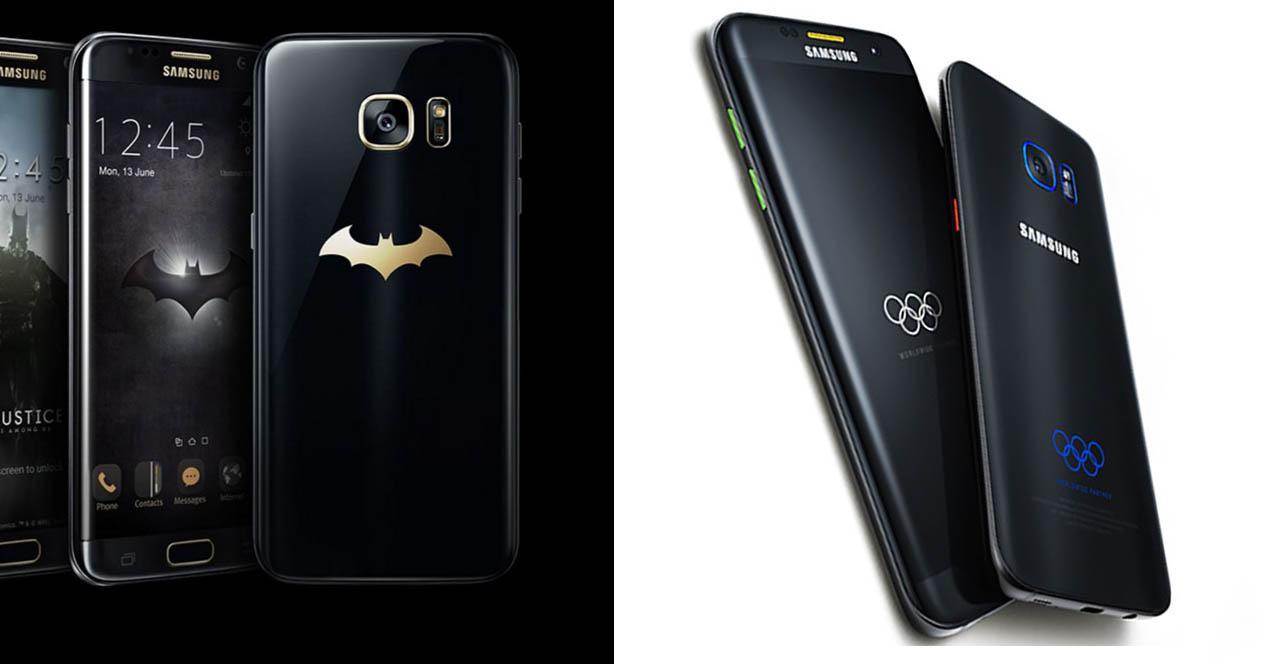Samsung Galaxy S7 Injustiec Edition y Rio 2016