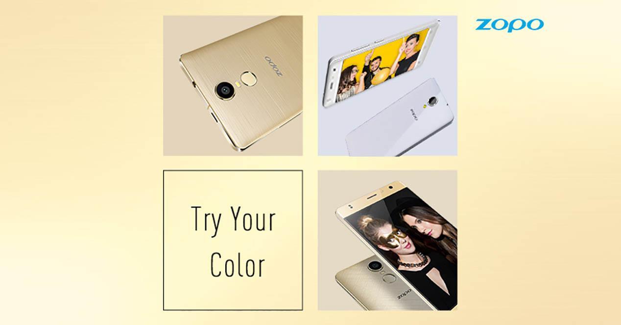 Zopo Color F2, F5 y C3
