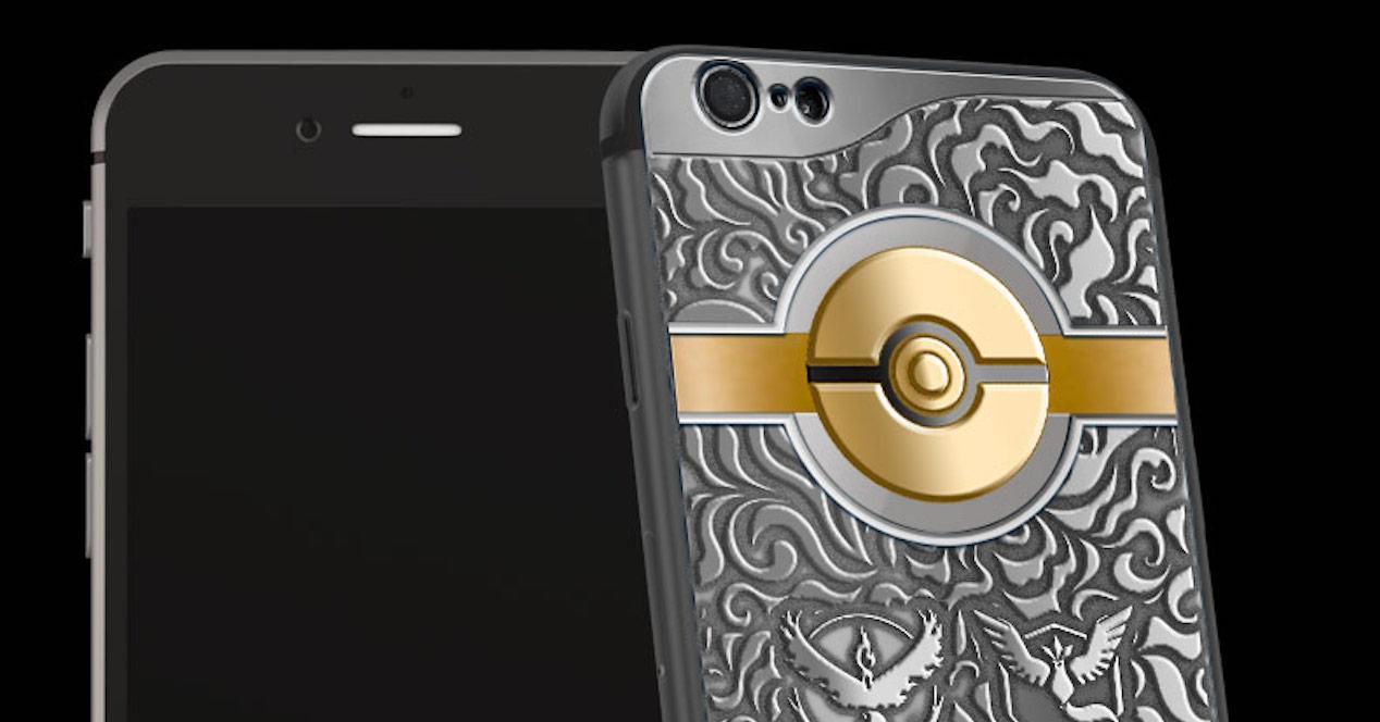 iphone 6s pokémon go