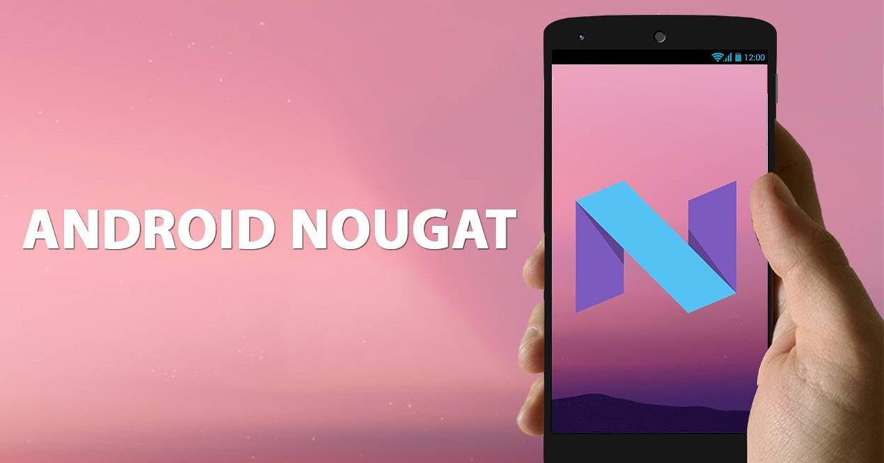 Actualización OTA con Android 7.0 Nougat para los Nexus