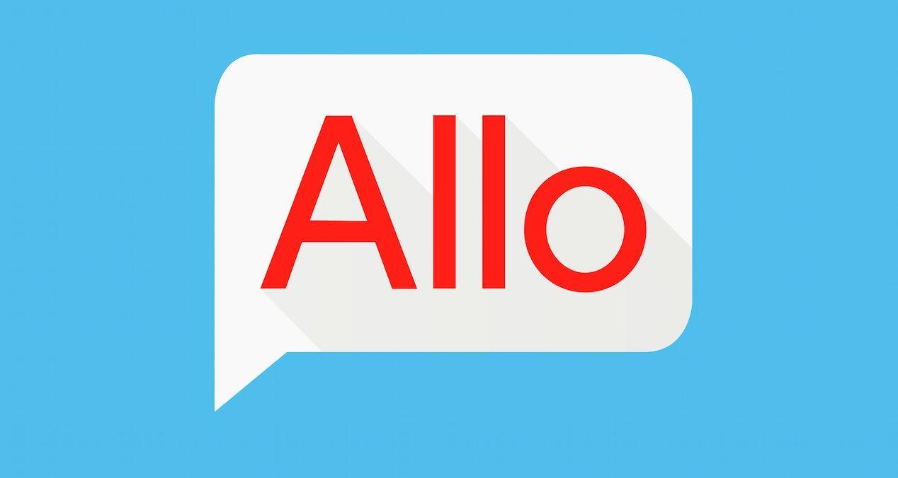 logo google allo