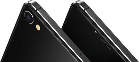 Meizu U20 cámara y bordes