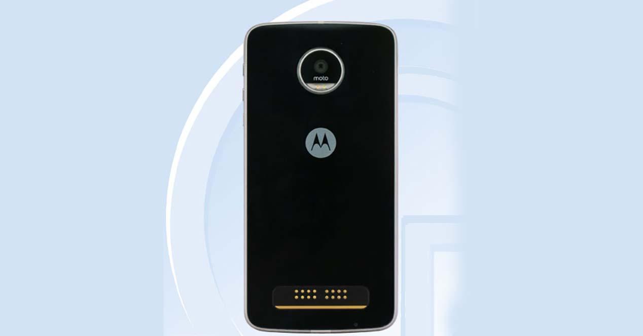 Moto Z Play portada TENAA