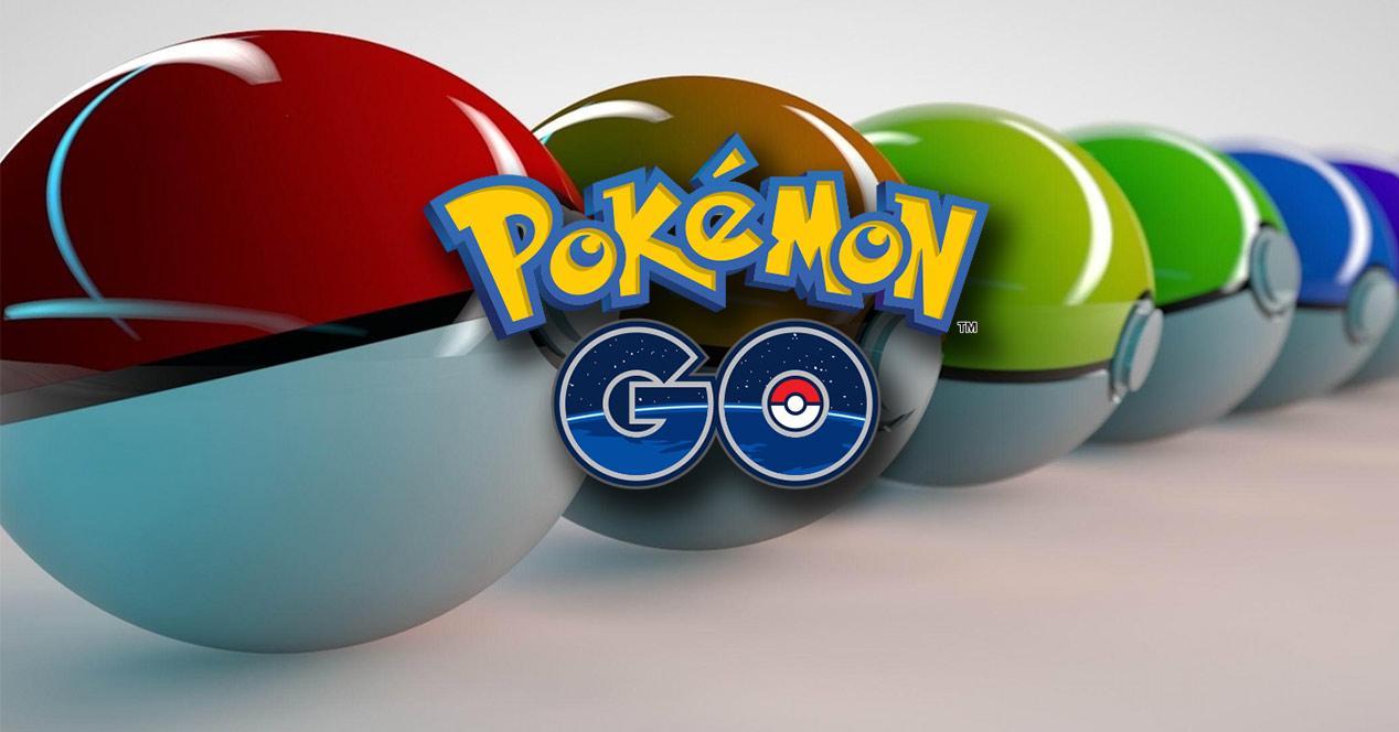 Bolas de Pokémon GO