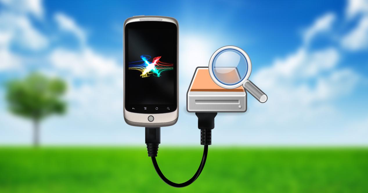 Recuperar datos Android DiskDigger