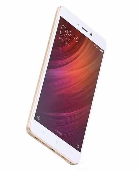 Xiaomi Redmi Note 4 en color blanco
