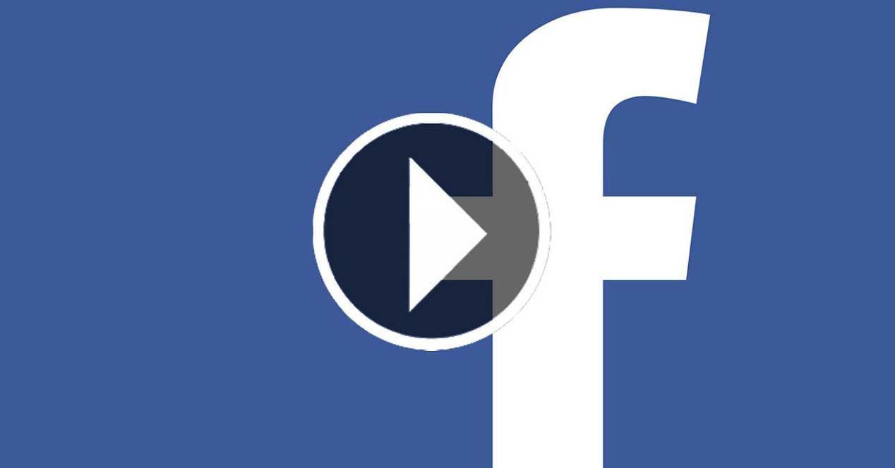 Facebook reproduccion video