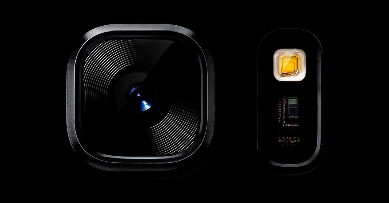 Samsung Galaxy Note 7 sensor camara