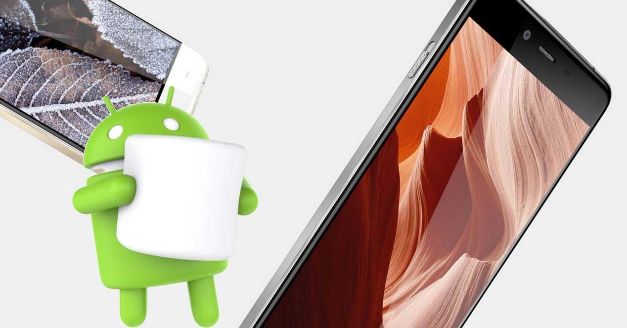 OnePlus X con Android Marshmallow