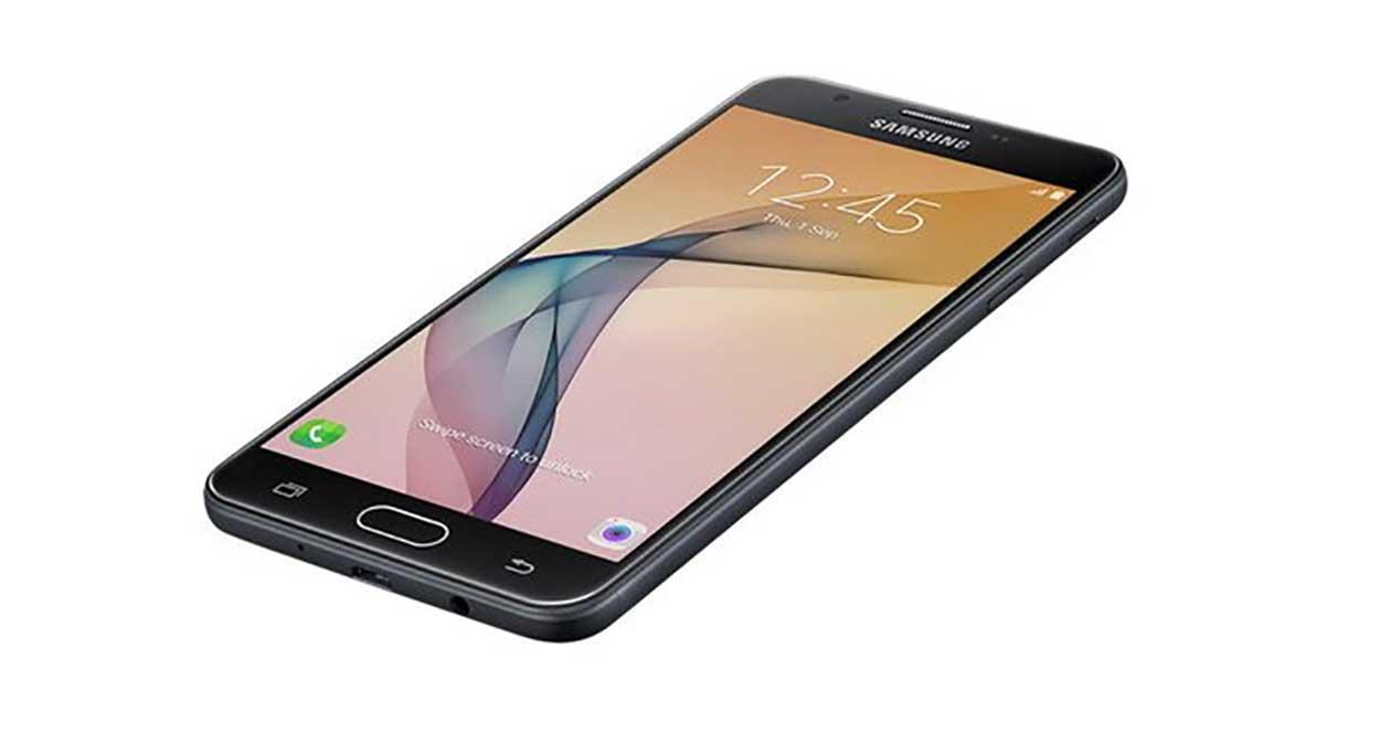 Samsung Galaxy J5 Prime color negro