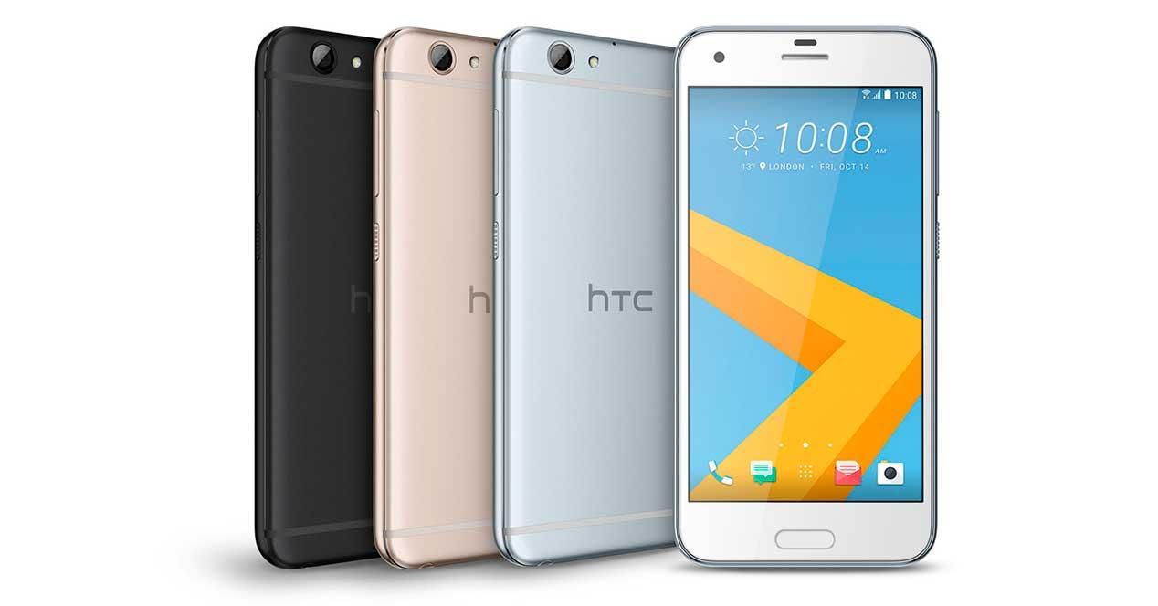 HTC One A9s bodegón