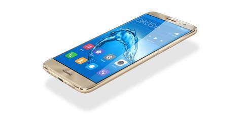Huawei Nova Plus dorado