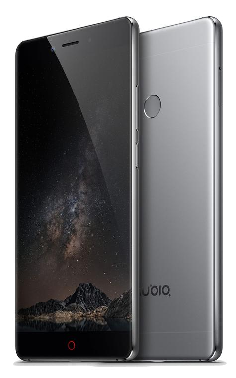 Nubia Z11 Android en color gris