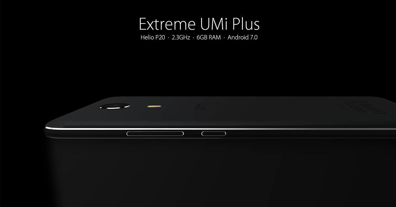 Presentación del UMi Plus Extreme Edition