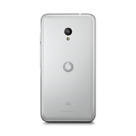 Vodafone Smart Turbo 7 plata vista trasera de la cámara