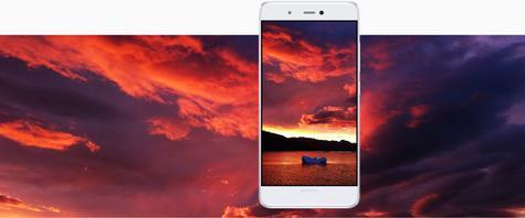 Xiaomi Mi 5s con pantalla encendida