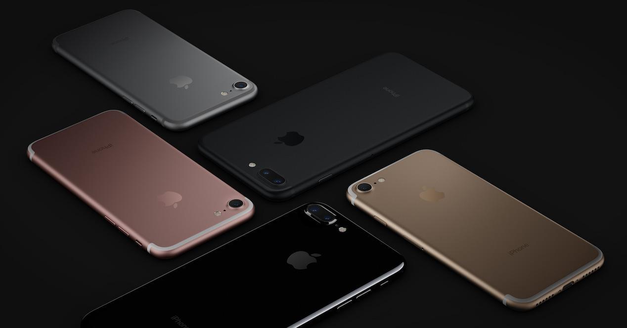 diseño iPhone 7