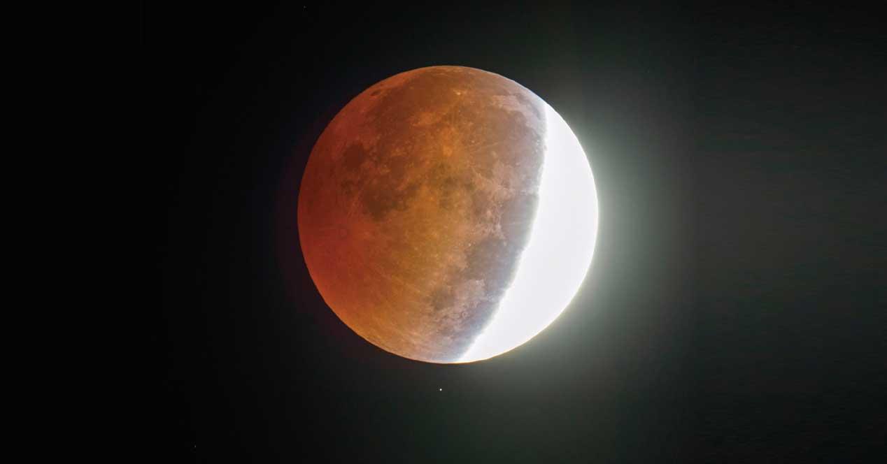 Eclipse penumbral lunar