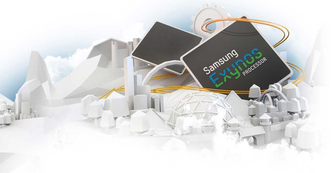 prcesador del Samsung Galaxy S8