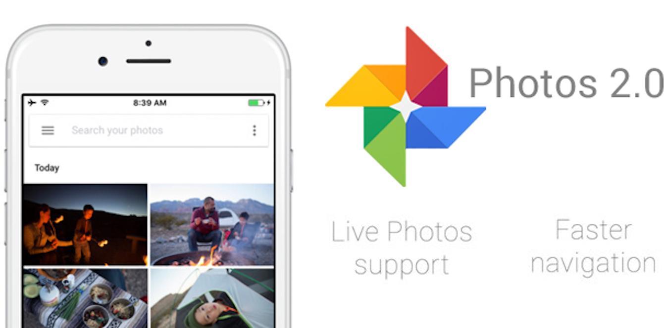 google fotos 2.0