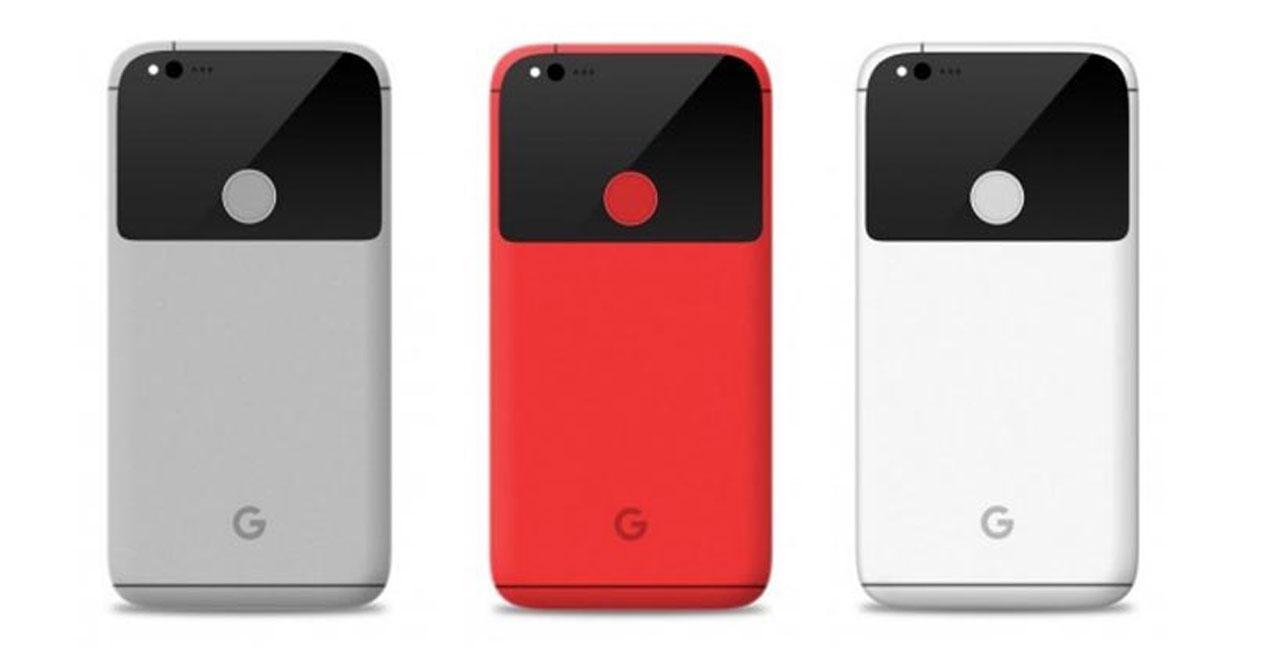 imágenes de los Google Pixel
