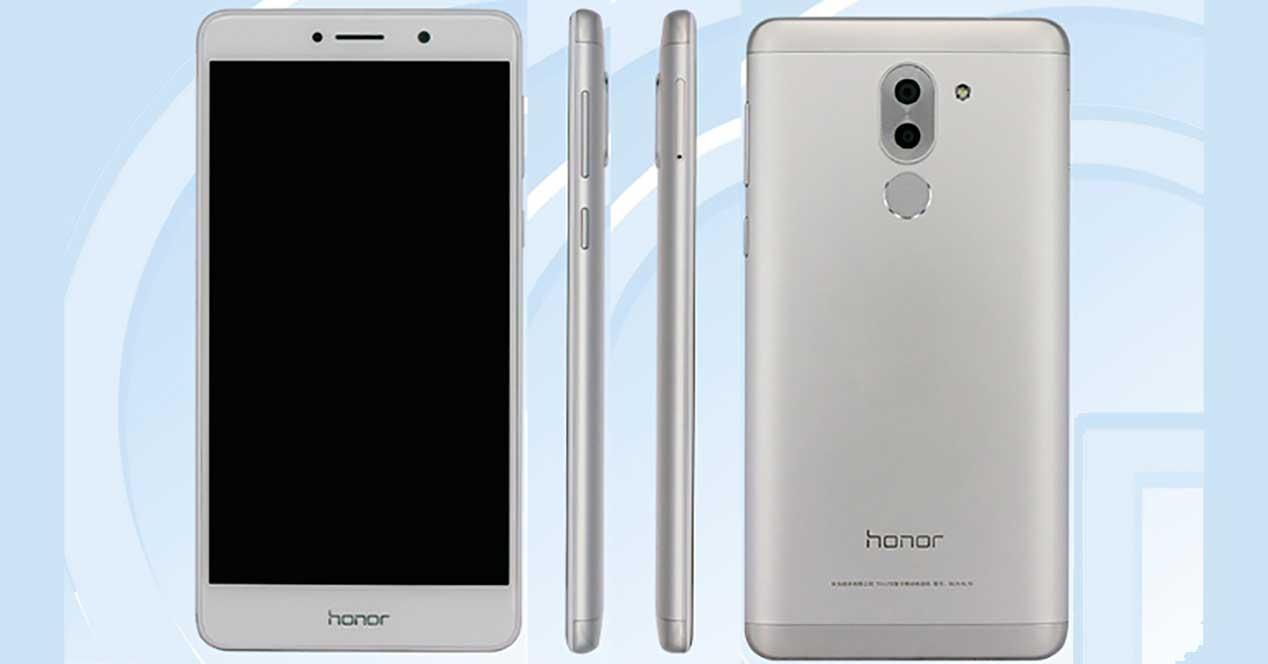Honor 6X con camara dual