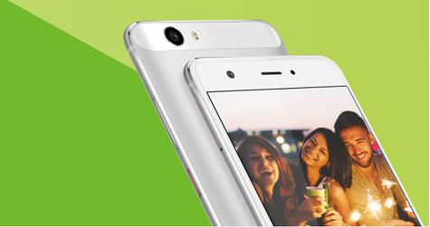 Huawei Nova en color blanco