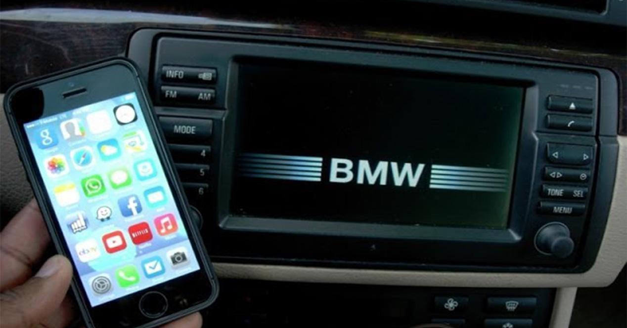 Problemas con el Bluetooth del iPhone 7 en coches BMW
