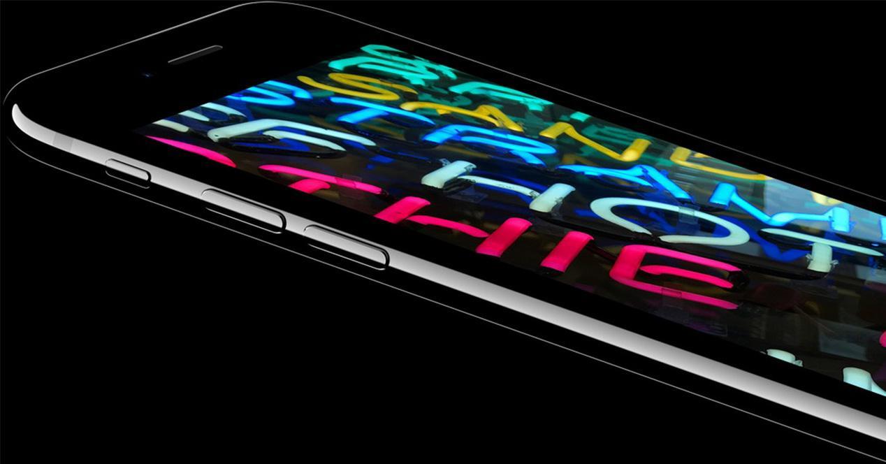Pantalla LCD del iPhone 7
