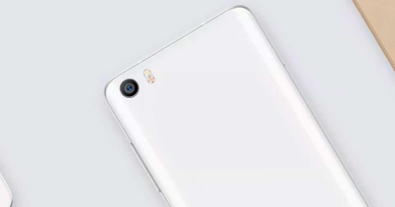 Xiaomi Mi5s color blanco