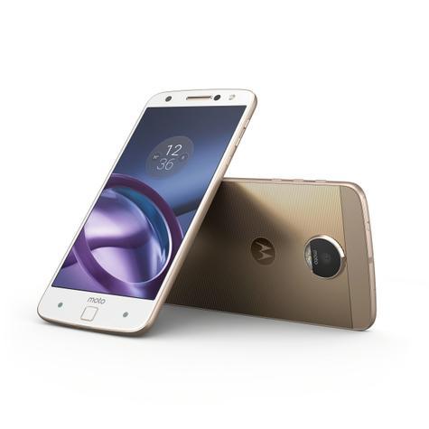 Motorola Moto Z Play color dorado
