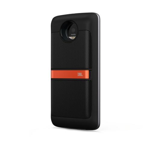 Motorola Moto Z Play con altavoz JBL