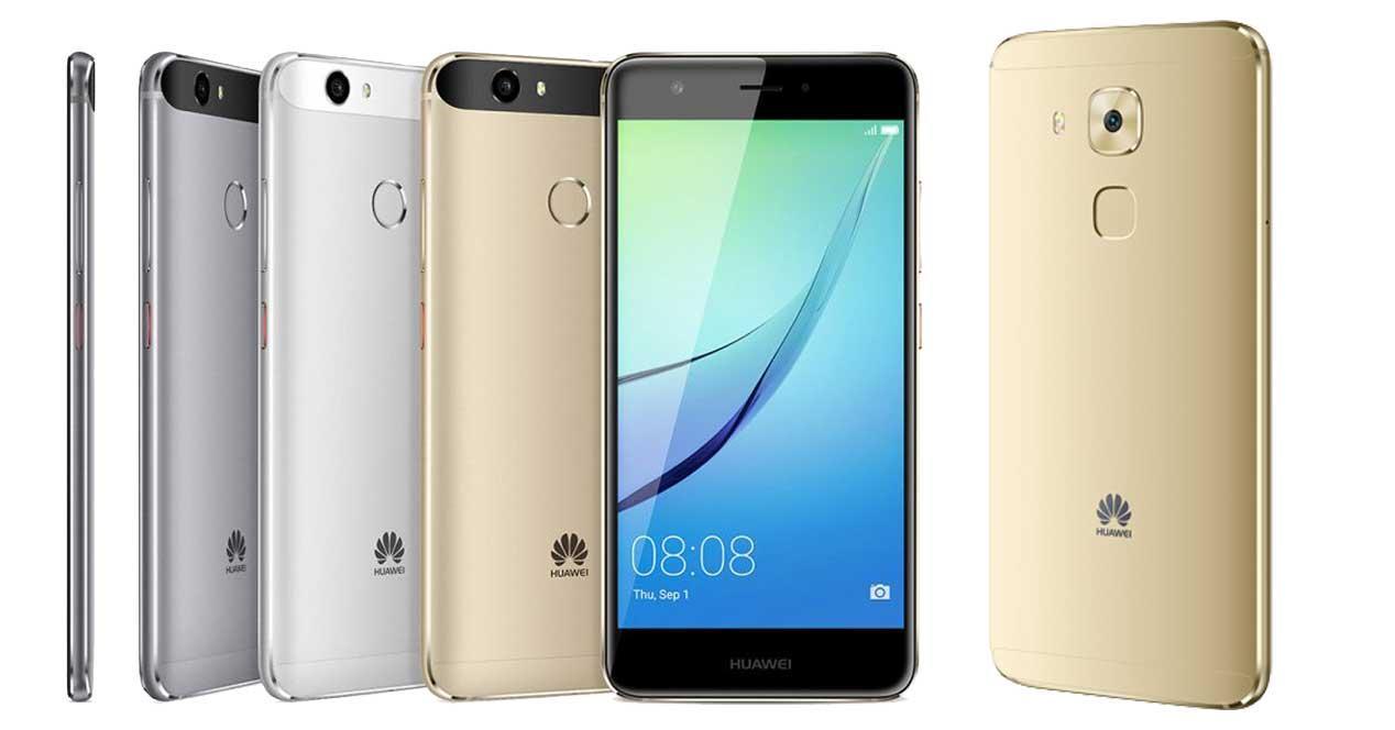 Huawei Nova y Nova Plus toma de contacto