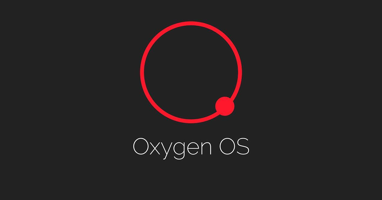 oxygen OS logotipo