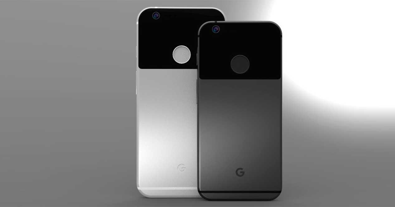 vídeo del Google Pixel XL