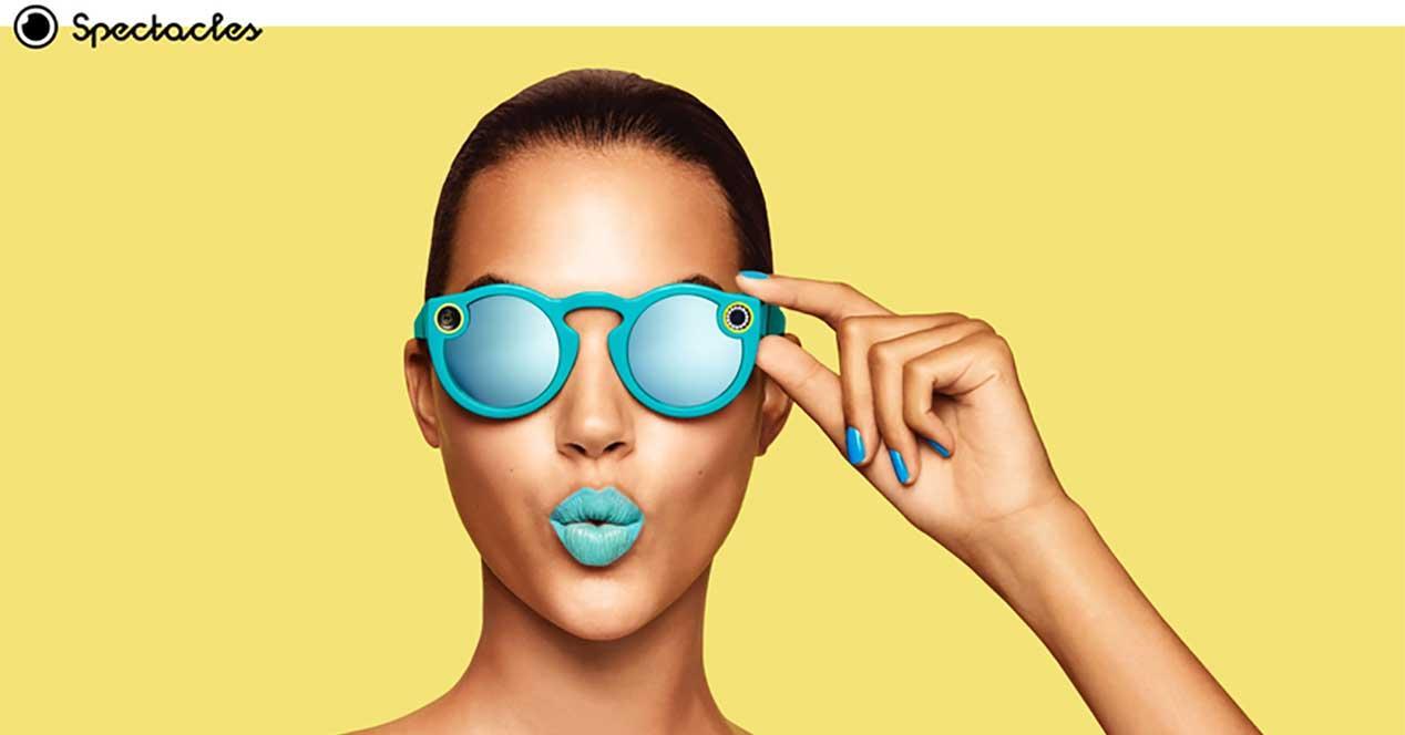 spectacles las gafas snapchat
