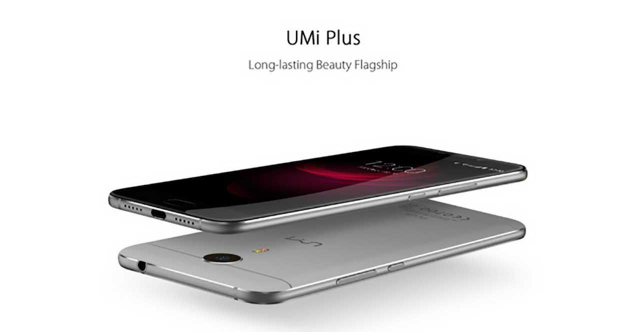 UMI Plus ficha tecnica